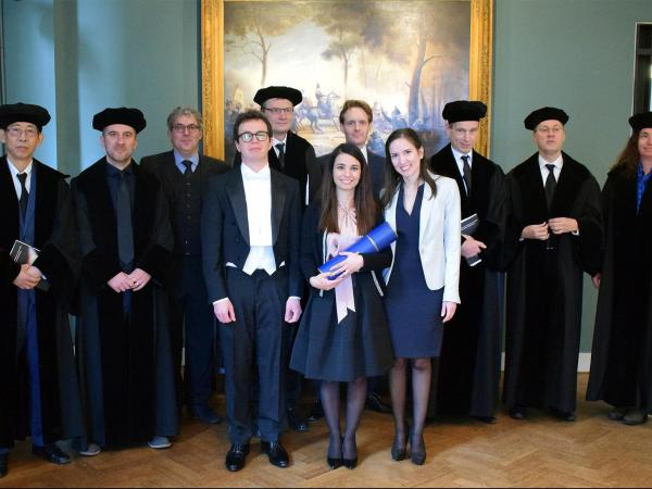 Iolanda Feola's PhD thesis committee (11-12-18)