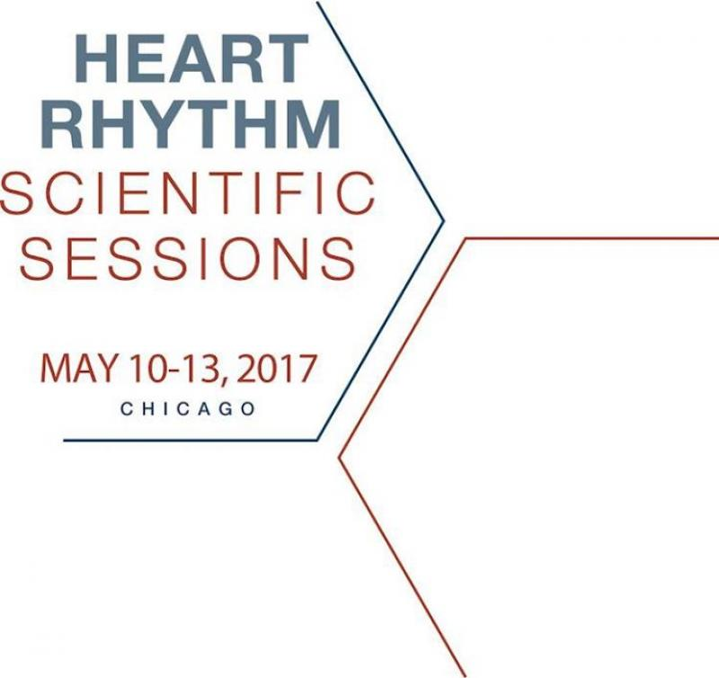 Oral and poster presentations at Heart Rhythm 2017 in Chicago