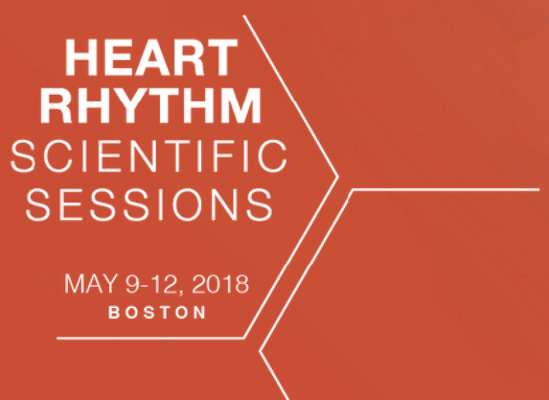 Oral (3) and poster (1) presentations at the Heart Rhythm Society meeting in Boston